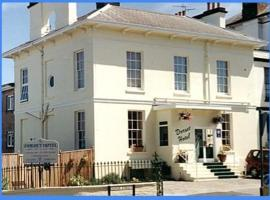 Dorset Hotel, Isle of Wight, Ryde