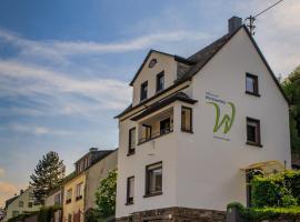 Ferienwohnungen Haus am Würzlaysteig, Lehmen