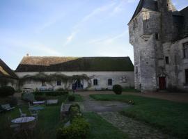 Chateau de Chémery, Chémery