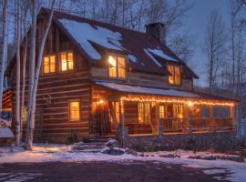 Cabin on Cushman Lake