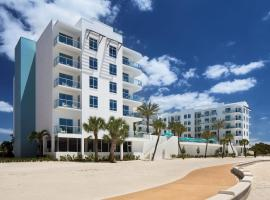 Treasure Island Beach Resort, St. Pete Beach