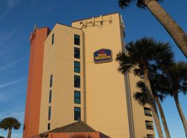 Best Western Oceanfront - New Smyrna Beach, New Smyrna Beach