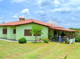 Porta do Sol Casas Temporada Casa 6, Barra do Rio Abaixo