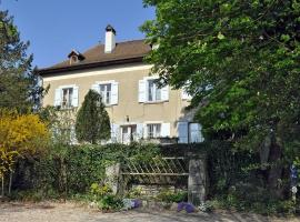 Chateau-Gaillard, Corbelin