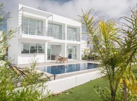 Saffi Villa, Paralimni