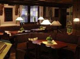 Hotel Restaurant Schützenhof, Ulmbach