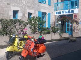 Hotel Au Marais, Coulon