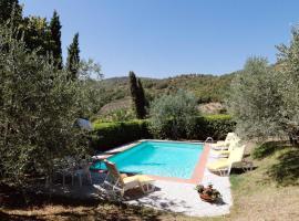 Casa Serena, Castiglion Fiorentino