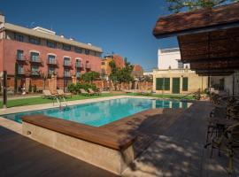 Apartaments Suites Sant Jordi, Montbrió del Camp