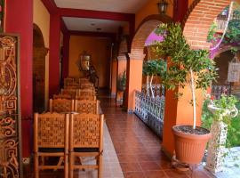 Hotel Boutique Posada la Casona de Cortés, Tlaxcala de Xicohténcatl