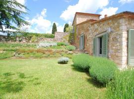 Villa Le Balze, Rosennano