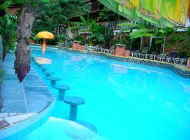 Hotel Rio Selva Yungas, Pacollo