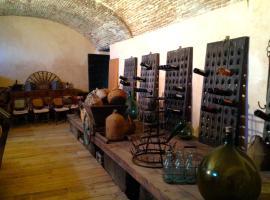 Maison Traditionnelle Corse, Calcatoggio