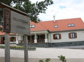 Villa Tolnay Vendégház, Gyulakeszi