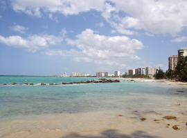 Beach Condo Isla Verde, San Juan