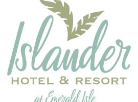 Islander Suites, New Visitors Center