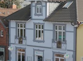 Hotel Hafen 31, Wittdün