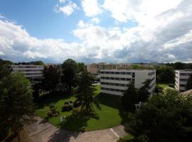 Résidence des Élèves de l'École Centrale, Châtenay-Malabry