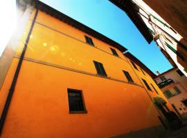 Albergo Umbria, Città di Castello