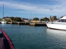 The Wharf Hub, Opotiki