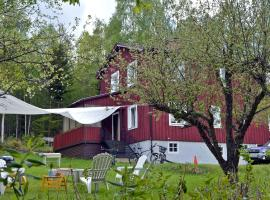 Muses Bnb, Bergvik