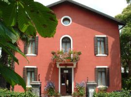 Villa Casanova, Benátky-Lido