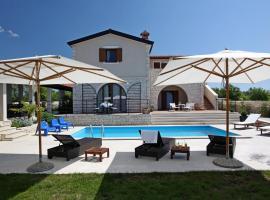Villa Histra, Čabrunići