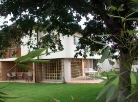 El Rinconcito, Hacienda Chiche Obraje