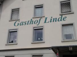 Gasthof Linde, Bregenz