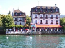 Les Cygnes, Évian-les-Bains
