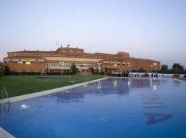 Hotel acosta vetonia almendralejo for Piscina del carmen vigo