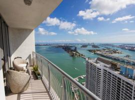 Fully Furnished Apartment Downtown Miami, Miami