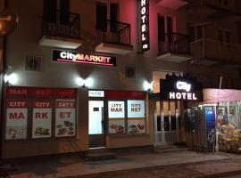 City Hotel Garni Gusinje, Gusinje