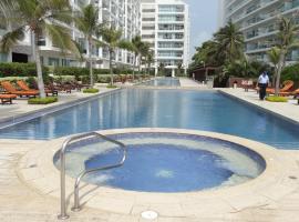 Exclusivo Apartamento en Morros 3, Carthagène des Indes