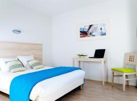 Lagrange Appart'Hotel l'Escale Marine, La Rochelle