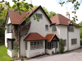 Cruachan House, New Galloway