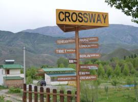Crossway Camping, Yeghegnadzor