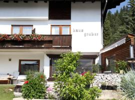 Haus Gruber, Seefeld in Tirol