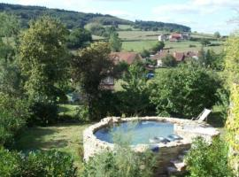 Holiday home Milles etoiles, Cluny