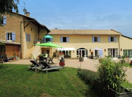 Holiday home Cote de Bourgogne, Vinzelles