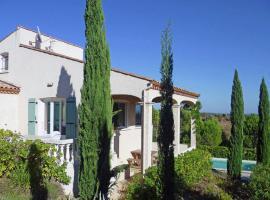 Villa Aquamar I, Montouliers