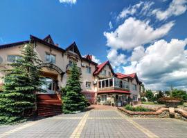 Hotel Complex Knyaz Oleg, Dolyna