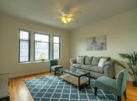 Two-Bedroom Apartment 2 W Belmont Ave