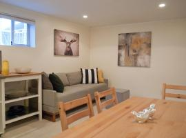 One-Bedroom Apartment Sophia Street, Vankuveris