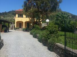 Villa Cristina, Marina d'Andora
