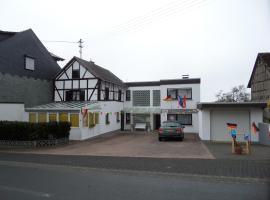 Historisches Fachwerkhaus, Reifferscheid