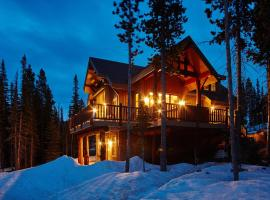Moonlight Mountain Home 13, Big Sky