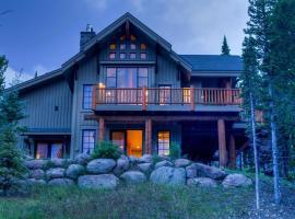Moonlight Mountain Home 27, Big Sky