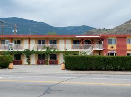 Maple Leaf Motel Inn Towne, Oliver