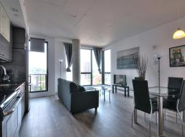 One-Bedroom Apartments Downtown Montreal